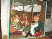Картина Объёмн Бутафорс «Пираты» сюжет из Мульт «Остров Сокровищ