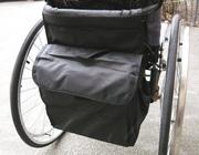 Сумка для инвалидной коляски