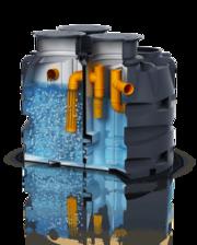 Система автономной канализации WSB CLEAN 6