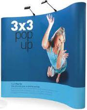 Pop-up stand,  поп ап стенды (стенды поп ап,  pop-up stand) - мобильный выставочный стенд